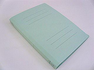 フラットファイル A5 S ブルー