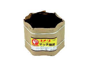 コメリ マッチ煉炭 14コ入