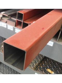 カラー角パイプ 2.3×50×50×6000
