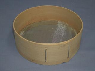木製 粉ふるい 各種