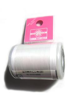 普通地用カタン糸 白 500m巻 50