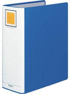 コクヨ チューブファイル両開き(エコツインR) フ-RT6100B A4S(縦型)