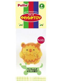 ペティオ やわらかTOY ライオン