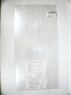 アクリルサンデー PET板 透明 450×900mm