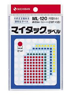 ニチバン マイタックラベル ML-120