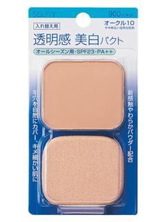 資生堂 セルフィット ピュアホワイトファンデーション (レフィル) オークル10