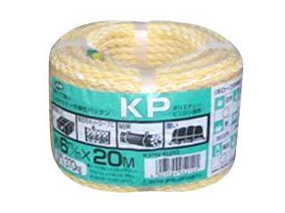 パックロープ 6mm×20m KPN620