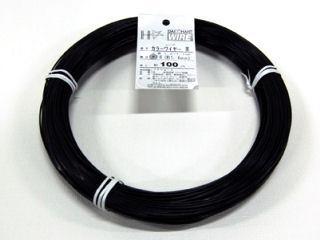 カラー針金 黒 #16×100m 1kg