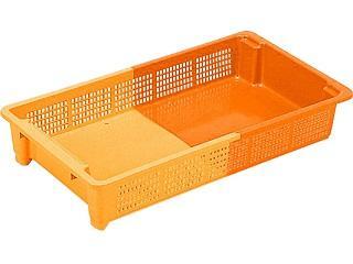 SNコンテナー C#12 (イチゴ用)オレンジ/オレンジ