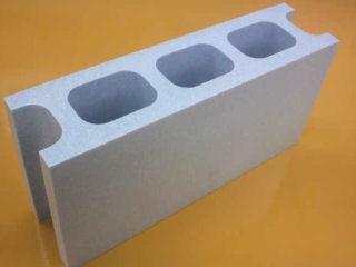 発泡 Kブロック(大) 390×190×100mm グレー