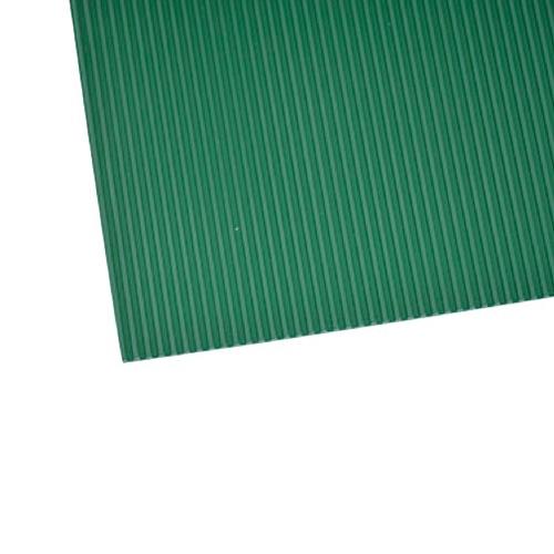 B山ゴムロールグリーン(ボビン巻) 3×500