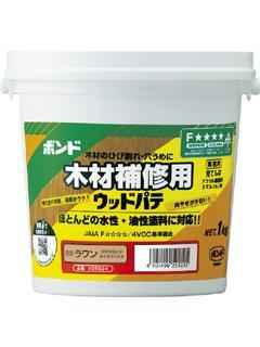 コニシ 水性ウッドパテ ラワン 1kg