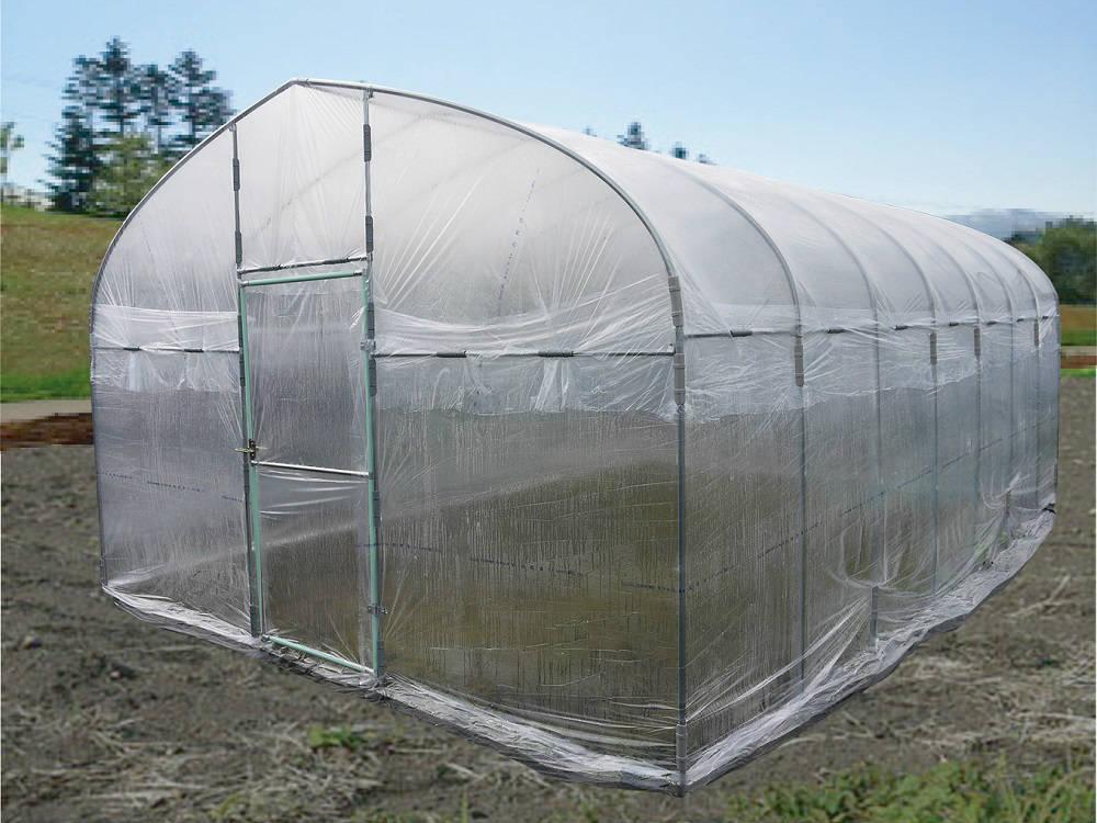 南榮工業 菜園ハウス H-3654型 (約5.7坪タイプ)
