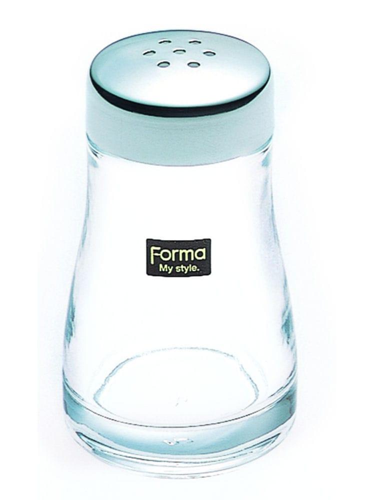 ガラス 食塩入れ フォルマ