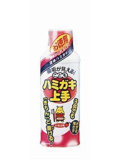 こどもハミガキ上手 いちご味 180ml(お徳用)