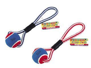 ヤマヒサ 愛情教育玩具 テニスロープ Mサイズ