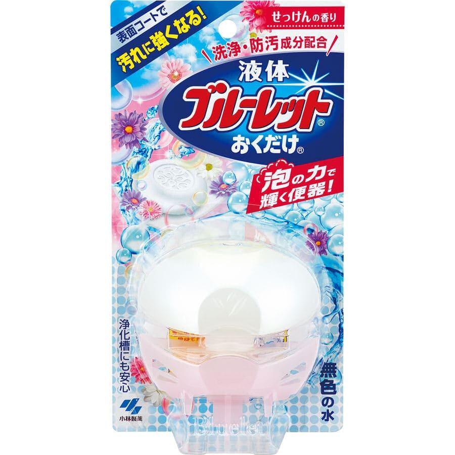 小林製薬 液体ブルーレット せっけんの香り 本体 70ml