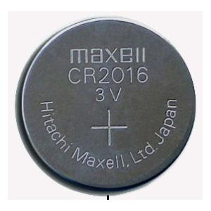 時計電池 CR2016 1個