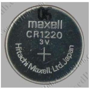 時計電池 CR1220 1個