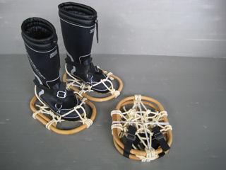 雪国カンジキ ワンタッチ式
