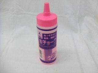 たくみ 粉チョーク 蛍光ピンク