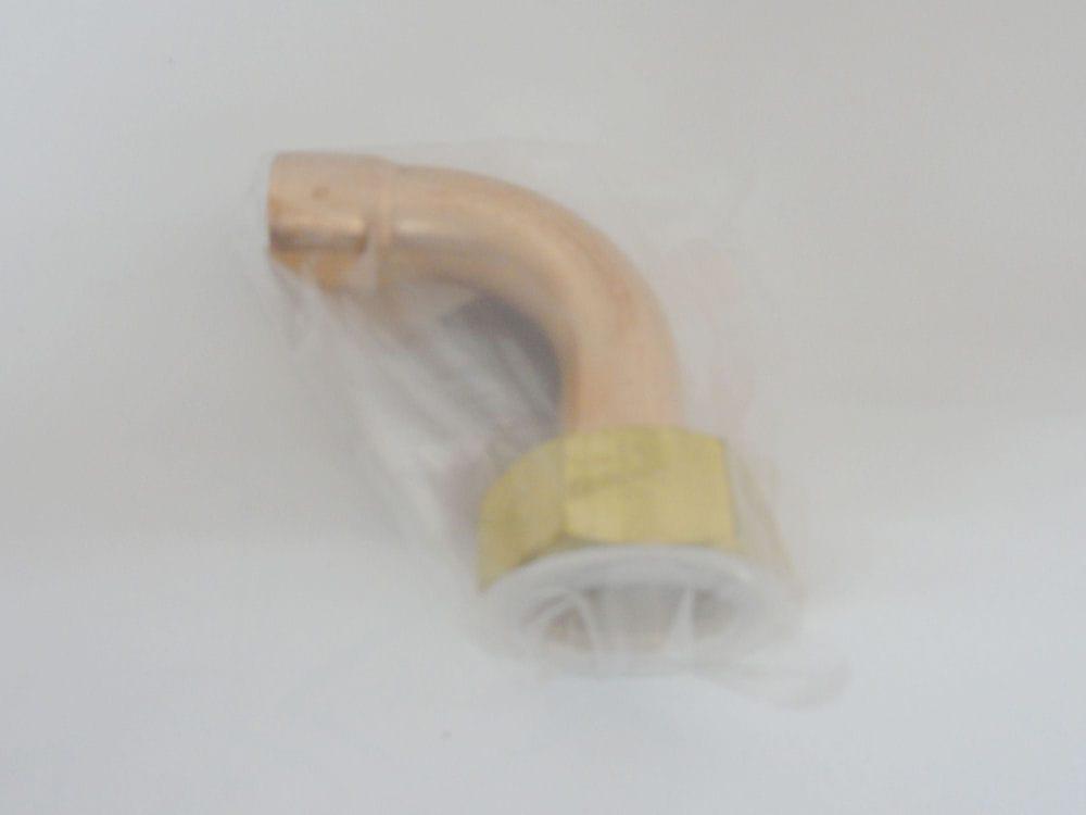 銅管エルボアダプター 各種