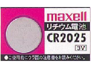 時計電池 CR2025 1個