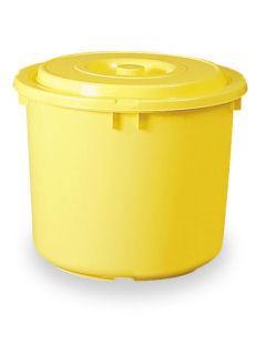 トンボ 漬物容器 40型 クリーム 40L