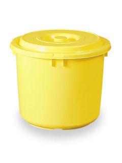 トンボ 漬物容器 30型 クリーム 30L