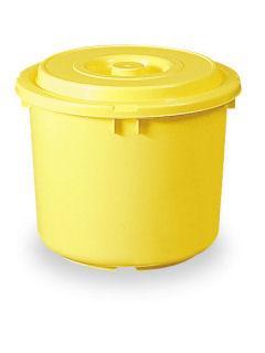 トンボ 漬物容器 20型 クリーム 20L