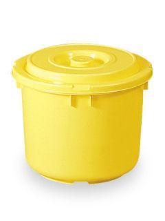 トンボ 漬物容器 10型 クリーム 10L