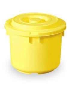トンボ 漬物容器 5型 クリーム 5L
