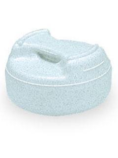 トンボ 漬物石 2.5型 グレー