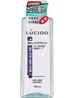 ルシード 薬用ローションカミソリ負け防止 140ml