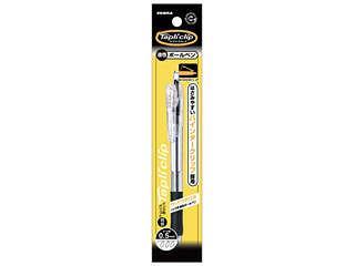 ゼブラ 油性ボールペン タプリクリップ0.5 各種