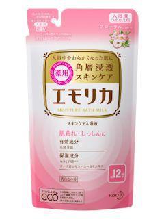 花王 エモリカ フローラルの香り つめかえ用 360ml