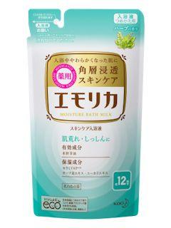 花王 エモリカ ハーブの香り つめかえ用 360ml
