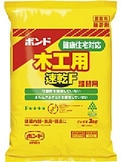 コニシ 木工用速乾 3kg詰替用
