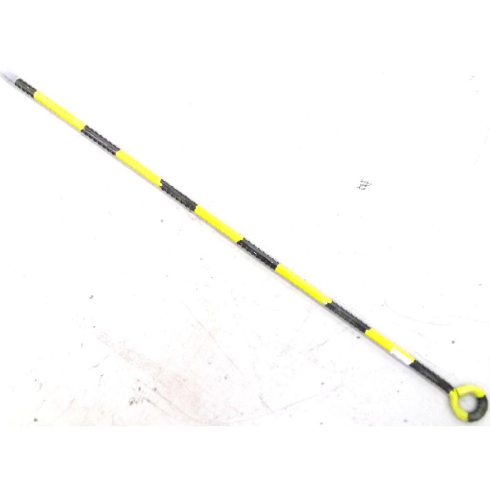 カラー異形ロープ止め丸型 13×900 各種