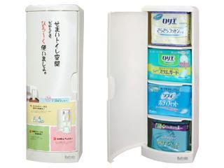 トイレ収納ケース シングル N