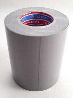 粘着テープ75×10m 灰