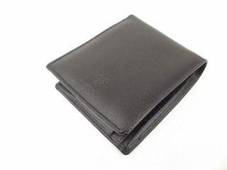 紳士札入れ財布 203 黒