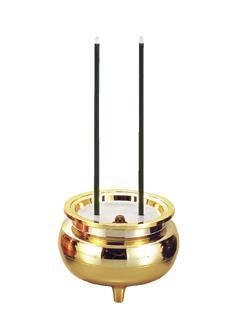 安心のお線香 ミニ ゴールド ASE-5201GD
