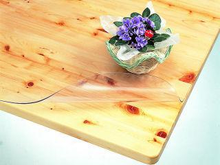テーブルクロス 3点機能付き透明フィルム 幅90cm×1.5mm厚 MGK-9015