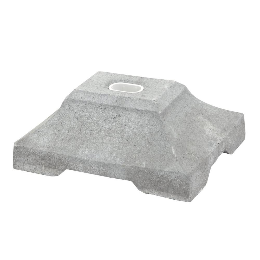 屋外物干し用 コンクリートベース