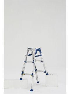 伸縮脚付はしご兼用脚立 各種