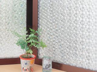 窓飾りシート 92cm丈×90cm巻 GLC-9206