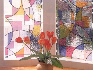 窓飾りシート 92cm丈×90cm巻 GLS-9252