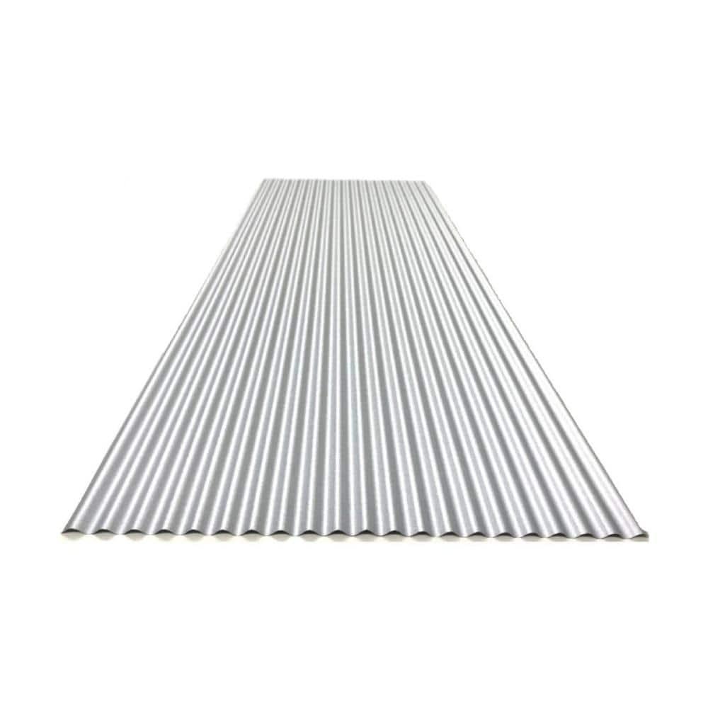 ガルバリウム波板 0.27mm厚 8尺