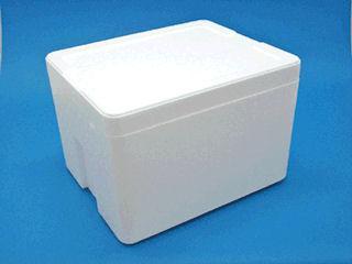 発泡箱 TI-200A(2) ホワイト 348×278×215